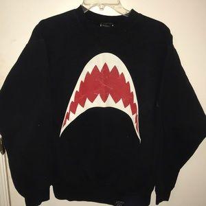 Greenhill Shark Teeth Crewneck Sweatshirt